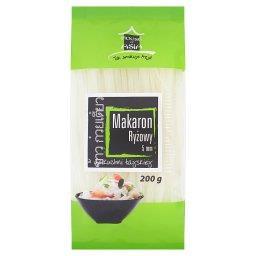 Bezglutenowy makaron ryżowy 5 mm