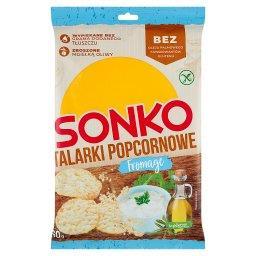 Talarki popcornowe fromage