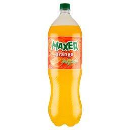 Napój gazowany o smaku pomarańczowym 2 l