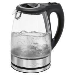 Bezprzewodowy szklany czajnik elektryczny WKS 3744 G