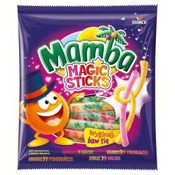 Magic Sticks Gumy rozpuszczalne o smakach owocowych ...