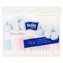 Cotton Patyczki higieniczne 100 sztuk