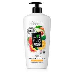 I LOVE VEGAN FOOD Odżywczy balsam do ciała Mango, aw...
