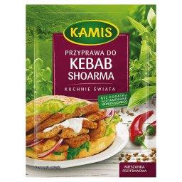 Kuchnie świata Przyprawa do kebab shoarma Mieszanka przyprawowa
