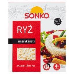 Ryż amerykański 400 g (4 x )