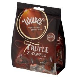 Trufle z u Cukierki o smaku rumowym w czekoladzie 28...