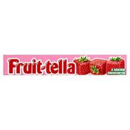 Cukierki do żucia o smaku truskawkowym