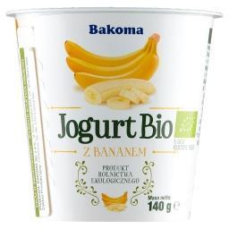 Jogurt Bio z bananem