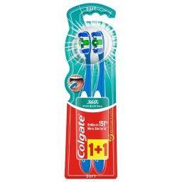 360° Whole Mouth Clean Szczoteczka do zębów miękka S...