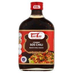 Czarny sos chili