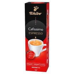Cafissimo Espresso Elegant Aroma Kawa palona mielona w kapsułkach 70 g