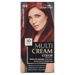 Multi Cream Color Farba do włosów intensywna miedź 44