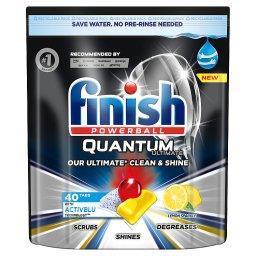 Quantum Ultimate Lemon Kapsułki do mycia naczyń w zm...
