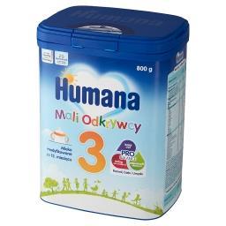 3 Mali Odkrywcy Mleko modyfikowane po 12. miesiącu