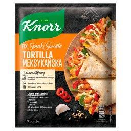 Fix Smaki Świata Tortilla Meksykańska