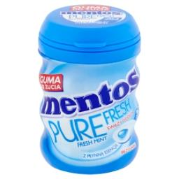 Pure Fresh Fresh Mint Guma do żucia bez cukru  (30 s...