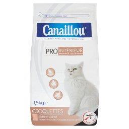 Pro Intérieur Pełnoporcjowa karma dla dorosłych kotów z łososiem