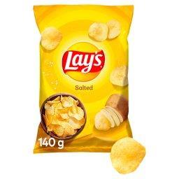 Chipsy ziemniaczane solone