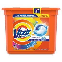 ALL in 1 Lenor Freshness Color Kapsułki do prania, 2...
