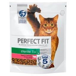 Sterile 1+ Karma dla dorosłych kotów