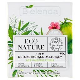 Eco Nature Krem detoksykująco-matujący