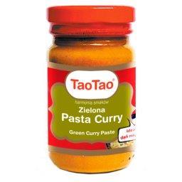 Zielona pasta curry