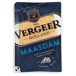 Ser plastry Maasdam holenderski 175 g