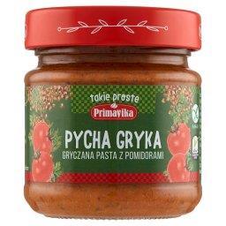 Pycha Gryka Gryczana pasta z pomidorami
