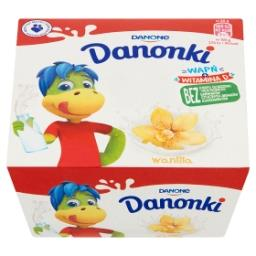 Danonki Serek wanilia 200 g