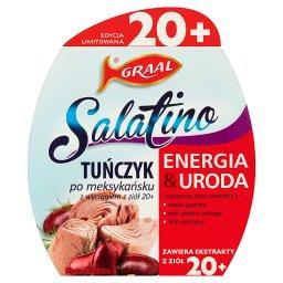 Salatino 20+ Energia & Uroda Tuńczyk po meksykańsku