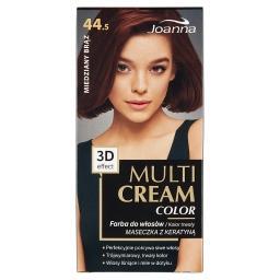 Multi Cream Color Farba do włosów miedziany brąz 44.5