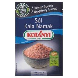 Sól Kala Namak drobnoziarnista
