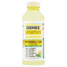 Vitamin Water Napój niegazowany cytryna-mięta