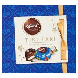 Tiki Taki kokosowo-orzechowe Czekolada z nadzieniem ...