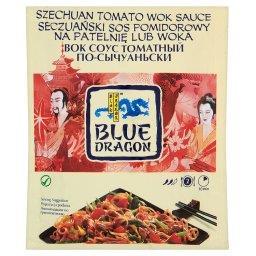 Seczuański sos pomidorowy