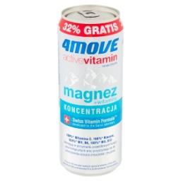 Active Vitamin Koncentracja Napój gazowany smak limo...