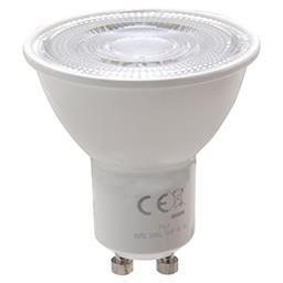 Żarówka LED GU10 3W 2700K 35W 36 ° 250lm ciepła biał...