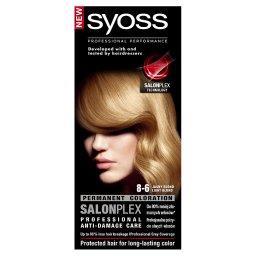 SalonPlex Farba do włosów Jasny blond 8-6