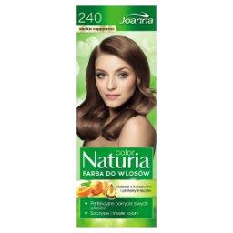 Naturia color Farba do włosów słodkie cappuccino 240