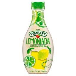 Lemoniada cytryna i limonka