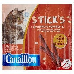 Stick's Karma dla dorosłych kotów