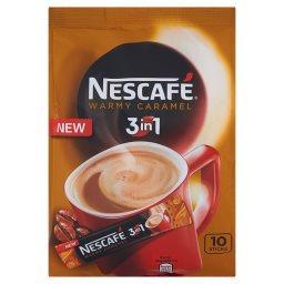 3in1 Warmy Caramel Rozpuszczalny napój kawowy 160 g (10 saszetek)