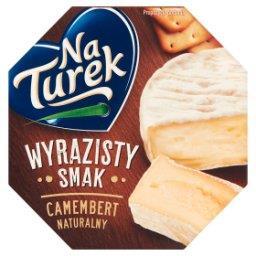 Camembert naturalny wyrazisty smak