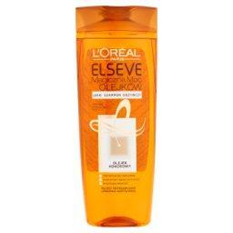 Elseve Magiczna moc olejków Lekki szampon odżywczy