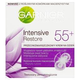 Skin Naturals Intensive Restore 55+ Przeciwzmarszczkowy krem na dzień