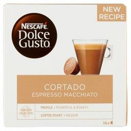 Dolce Gusto Cortado Espresso Macchiato Kawa w kapsuł...