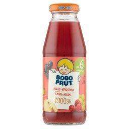 Sok 100% jabłko winogrona aronia malina po 6. miesią...