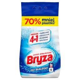4w1 Proszek do prania do białego  (80 prań)