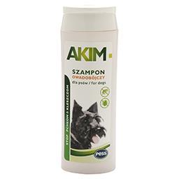 Szampon owadobójczy Akim dla psów 200ml