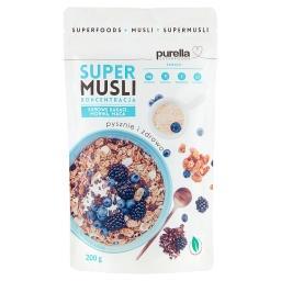 Superfoods Supermusli koncentracja